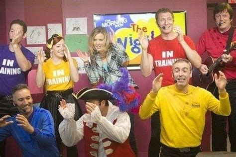 The Wiggles (Band) - Members, Info, Trivia   Famous Birthdays