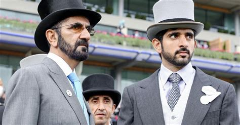 Here's what Dubai's royal family got up to at Royal Ascot