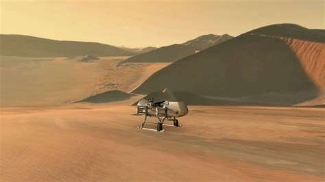 NASA Is Officially Sending an Aerial Drone to Titan and It