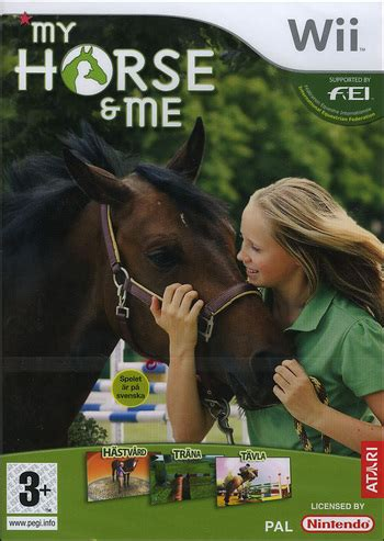 My Horse and Me - Nintendo Wii - Discshop