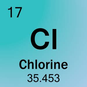 How many neutrons are in an atom of chlorine? | Socratic