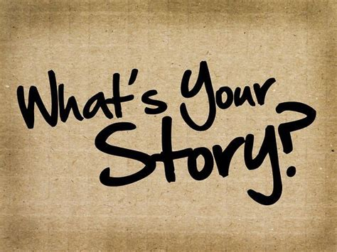 What's your story? - The Wesleyan Church