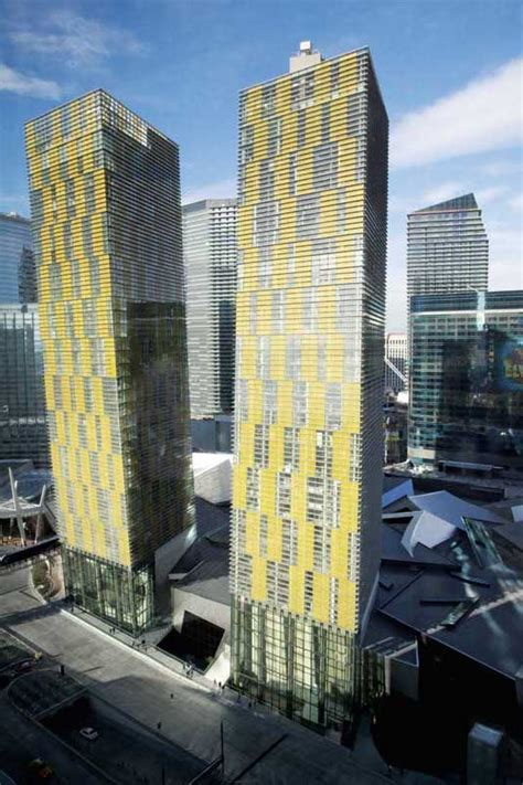 The Leaning Towers of Vegas: Engineering the Veer Towers