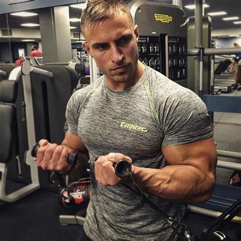 Mike Thurston: Full Biceps & Triceps Workout For Bigger Arms