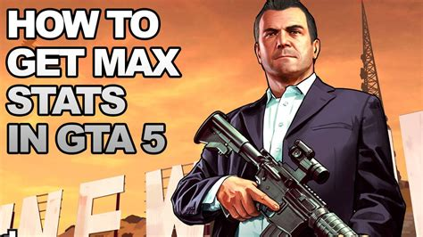 GTA 5: How To Max Your Stats Easily - IGN Video