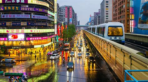 How to make the most of your weekend in Taipei, Taiwan
