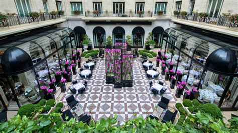 Four Seasons Hotel George V: Luxury Palace in Paris   The