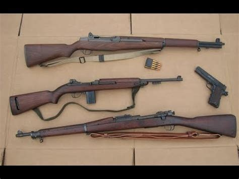 Surplus M1 Garands and M1911s Hit the Market - YouTube