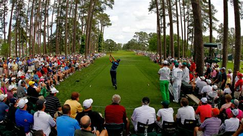 Inside Augusta: Masters rookie discovers a golfing theme