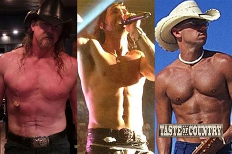 Tim McGraw, Kenny Chesney + More Shirtless Country Men