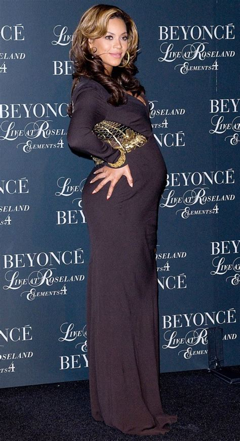 Beyonce Pregnant Pic - The Hollywood Gossip