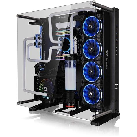 Thermaltake Core P5 Tempered Glass Ti Edition | Achat pas
