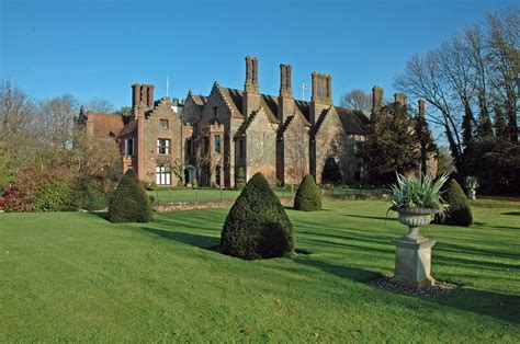 Chenies Manor House on AboutBritain