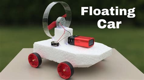 How to Make a Car that can Swim (Amphibious Car) - Amazing