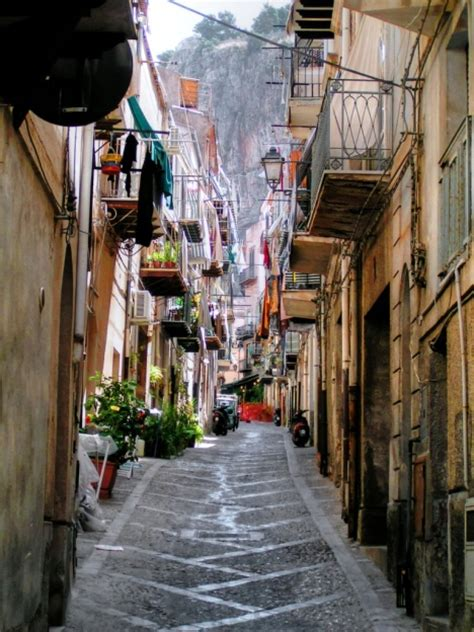 Cefalù – a medieval town at the northern coast of Sicily