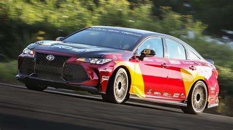 Toyota's Avalon TRD Pro Track-Car Concept Is … Awesome