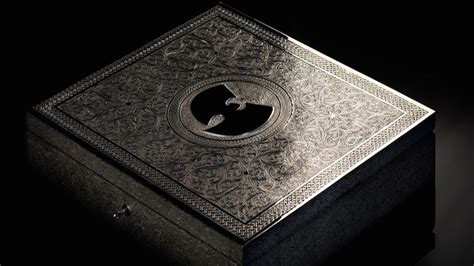 Wu-Tang Clan's $5 Million Album Will Hit Stores