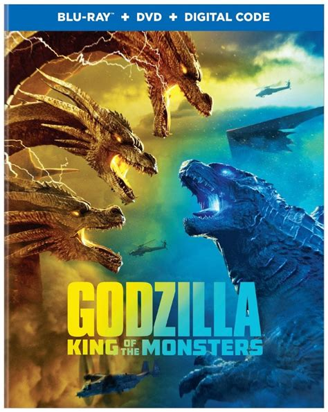 Godzilla: King of the Monsters Comes Home on 4K Ultra HD