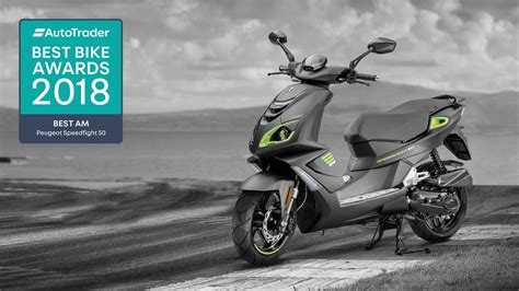 Peugeot Speedfight 4 Scooter (2017 - ) review   Auto Trader UK