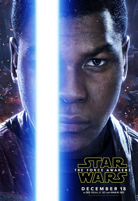 """New """"Star Wars: The Force Awakens"""" Movie Posters Revealed"""