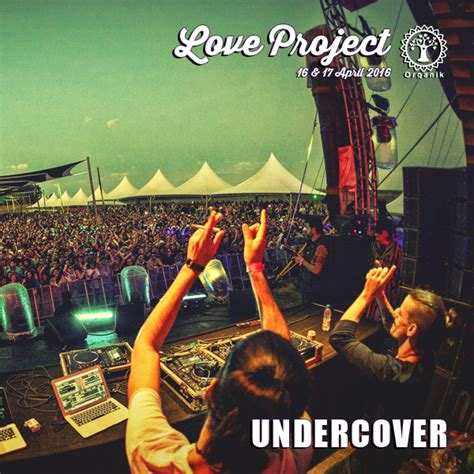 Love Project 2016 – Ticket Giveaway and all the details