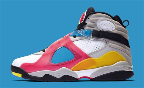 Air Jordan 8 Retro 'White/Red Orbit' - A Complete Guide to