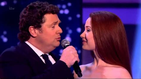 Michael Ball & Sierra Boggess - All I Ask Of You HD - YouTube