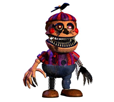 Withered Nightmare Balloon Boy by YinyangGio1987 on DeviantArt