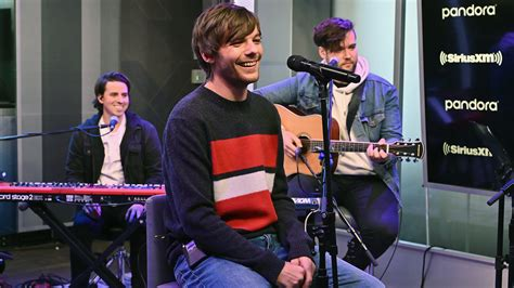 Louis Tomlinson performs new song 'Too Young' for SiriusXM