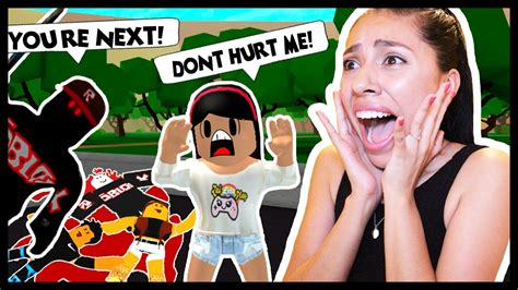 PLEASE! DONT HURT ME! - ROBLOX HORROR STORY - GUEST 666