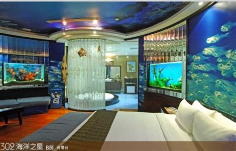Themed Hotel Rooms ~ Fun Travel for Destinations For The