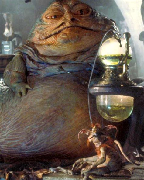 Hipster Explains How Jabba The Hutt is Actually a Good Guy