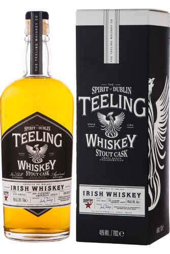 Teeling Genys Peated Imperial Baltic Porter Finish Whisky