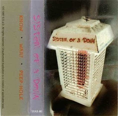 SYSTEM OF A DOWN Demo Tape 3 reviews