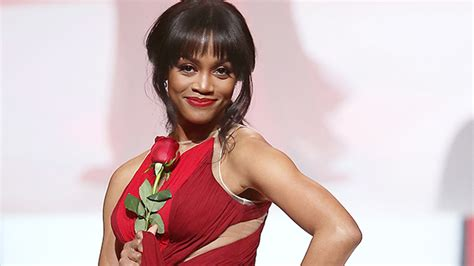 Rachel Lindsay's Wedding Dress: See Gown She Wore To Wed