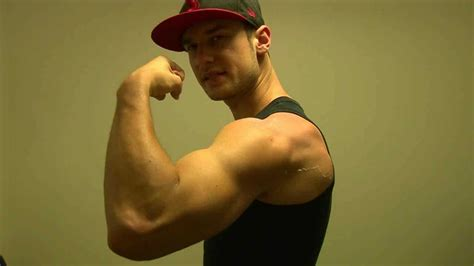 How to get BIG arms! HUGE ARM MUSCLES! - YouTube