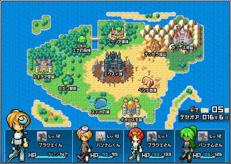"""Namco Bandai Releases """"Browser Quest"""" MMORPG On Yahoo"""