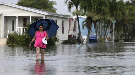 Most Property in Florida Flood Zones Is Not Insured – NBC