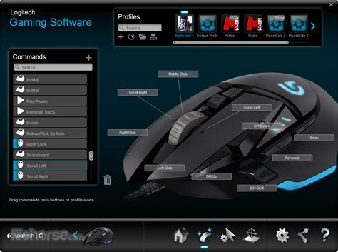 Logitech Gaming Software for Mac - Download (2020 Latest