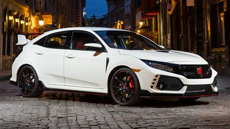 2018 Honda Civic Type R (US) - Wallpapers and HD Images