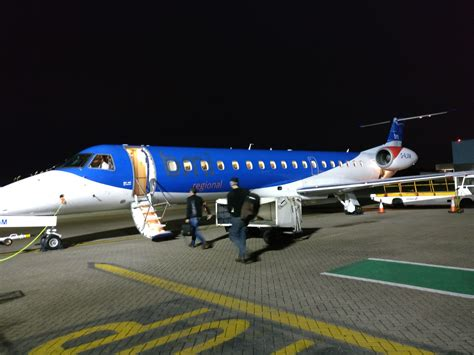 Airline Review: bmi regional (Economy) – travelux
