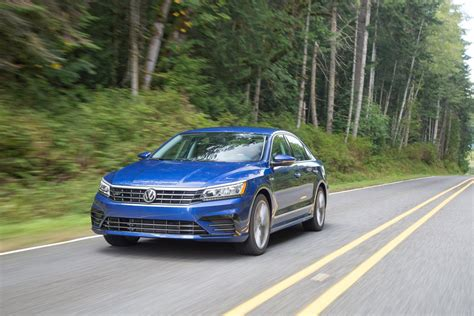 VW Confirms All-New North American Passat For 2019 | Carscoops
