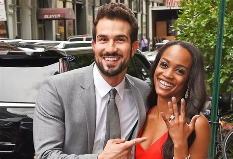 Rachel Lindsay REALLY In Love With Peter — Not Fiancé Bryan!