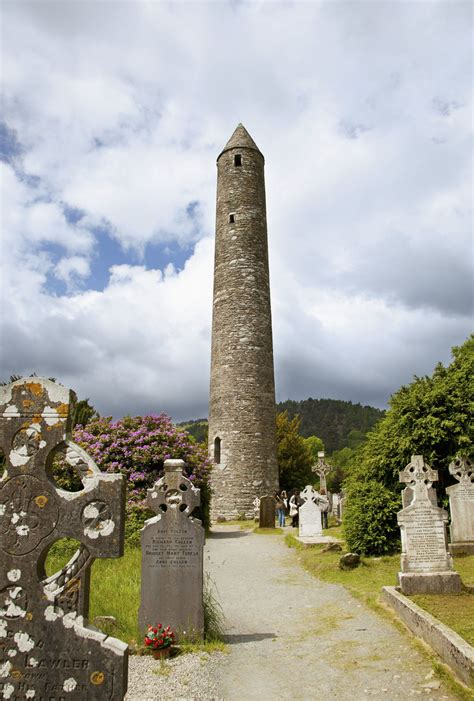 Ireland's Round Towers - and Their Mysterious Origins
