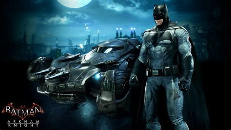 This Is How Batman vs Superman Batsuit and Batmobile Will