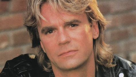 MacGyver reveals the truth behind his first name   Stuff